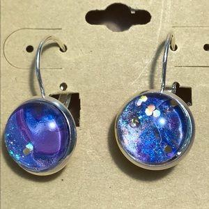 Fluid Art Earrings